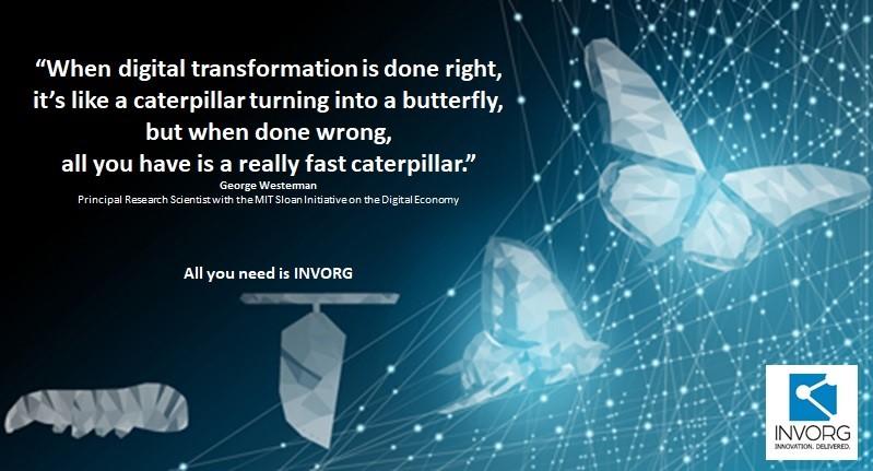 Criticality of Digital Transformation
